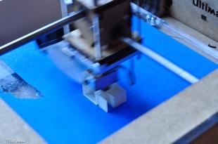 3D printer in progress