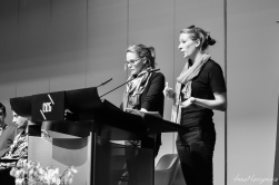 Georgia and Sophia SCOTT, Co-directors and co-producers of the documentary film In the Shadow of War (GB, 2014):The making and scope of In the Shadow of War